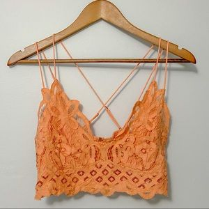 Free People One Adelaide Bralette L